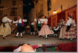 El vino une Alicante y Requena en la Fiesta de la Vendimia 2008
