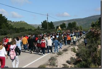 La Romería de la Virgen del Remedio cierra el ciclo anual_0ctubre 2008