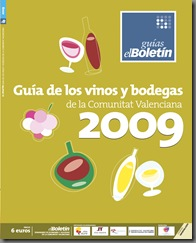III Anuario de Vinos y Cavas de la Comunidad Valenciana_2008