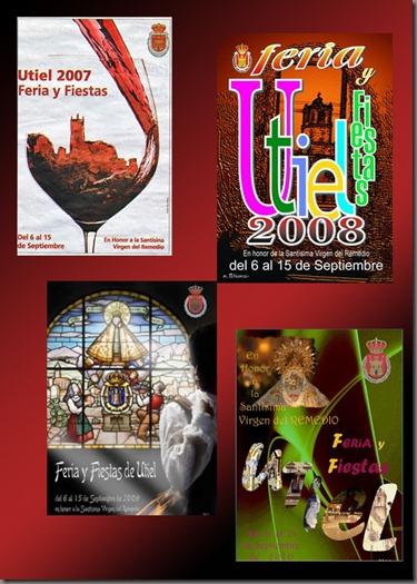 Feria y Fiestas de Utiel_2010_Carteles