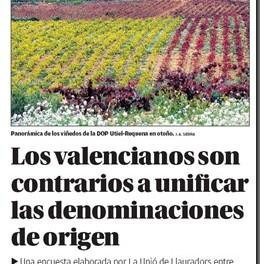 Efecto Argentina ?? DDOOs de la Comunidad Valenciana_Abril 2012_I