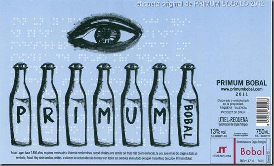 Primum_Bobal_Punto de Partida_Abril 2011