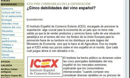 El Desdoblamiento de Personalidad del ICEX_Mayo 2012