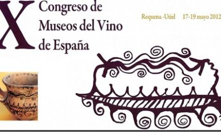 X Congreso Nacional de Museos del Vino de España_Mayo 2012