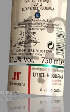 Verdejo de Utiel-Requena_Dic_2012_Una gozada