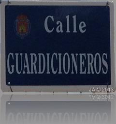 GUARNICIONEROS. Mayo 2013