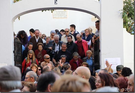 Empieza la Hibernación_La Virgen a la Ermita y nosotros a…26_Octubre_2014