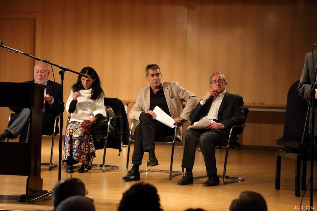 """""""Recital de poemas de Rafael Duyos""""_7 de Noviembre 2014"""